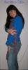 plavo-crveni šatirani šal :)