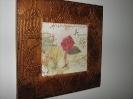 Slikarsko platno, čipka i rižin papir_1