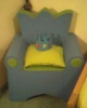 fotelja od kartona